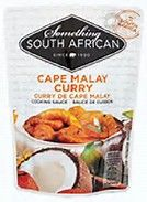 Something South African - Cape Malay Curry