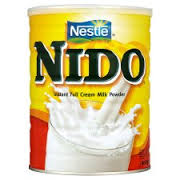 Nestle Nido Full cream Powder